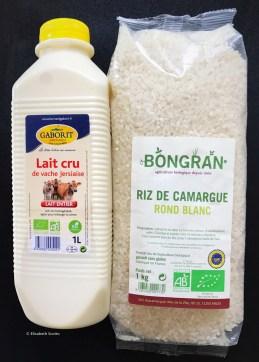Riz au lait 1