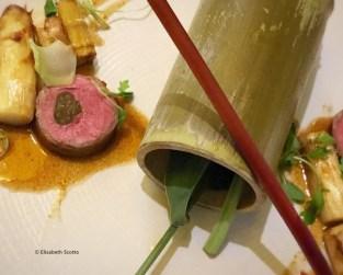 Filet d'agneau et waguy 1