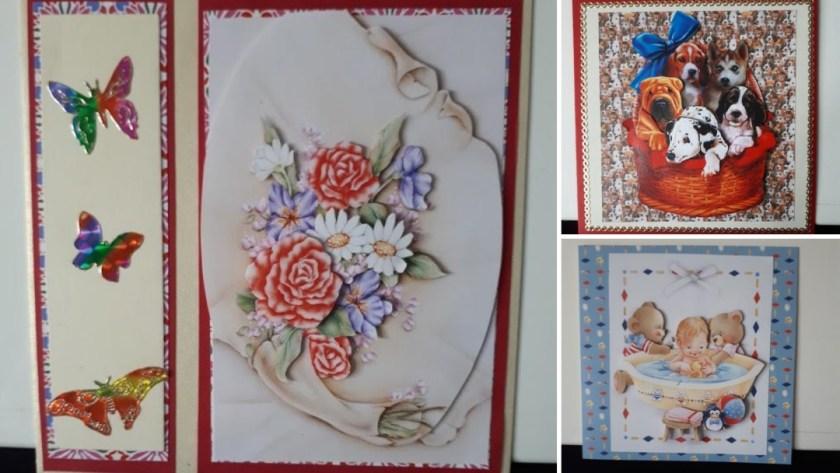 kaarten mei - knipvellenboek