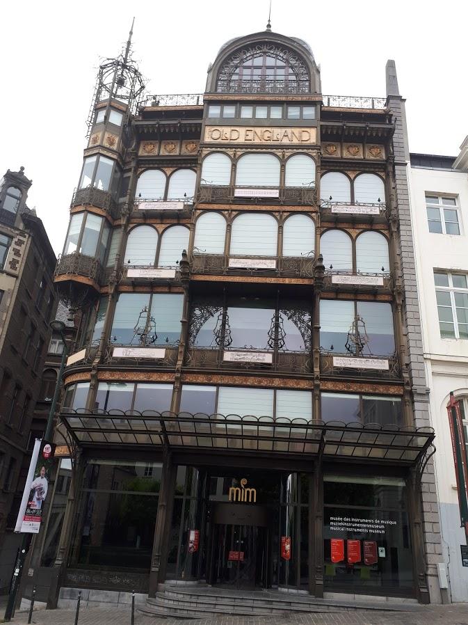 Muziekmuseum Brussel