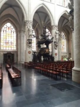 St-Michiels en St-Goedelekathedraal