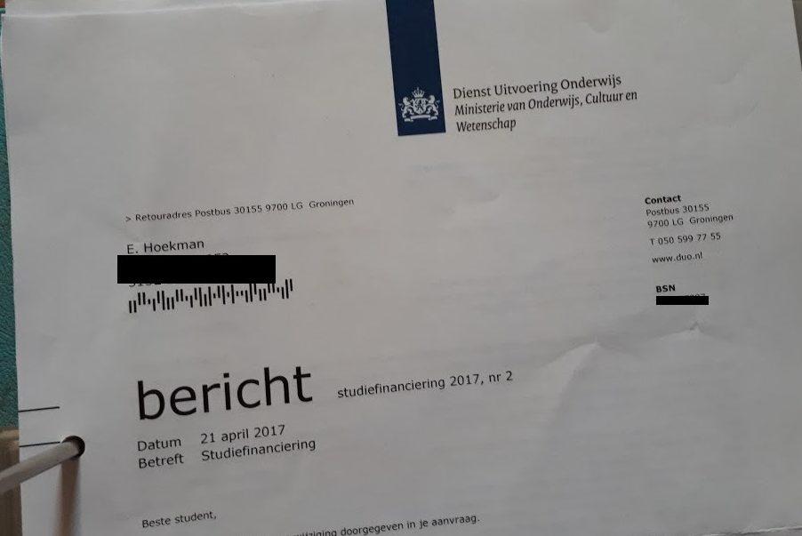 studieschuldbrieven - DUO