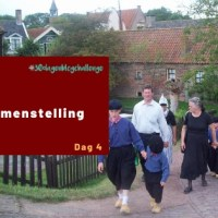 Mijn gezinssamenstelling - Blog challenge #4