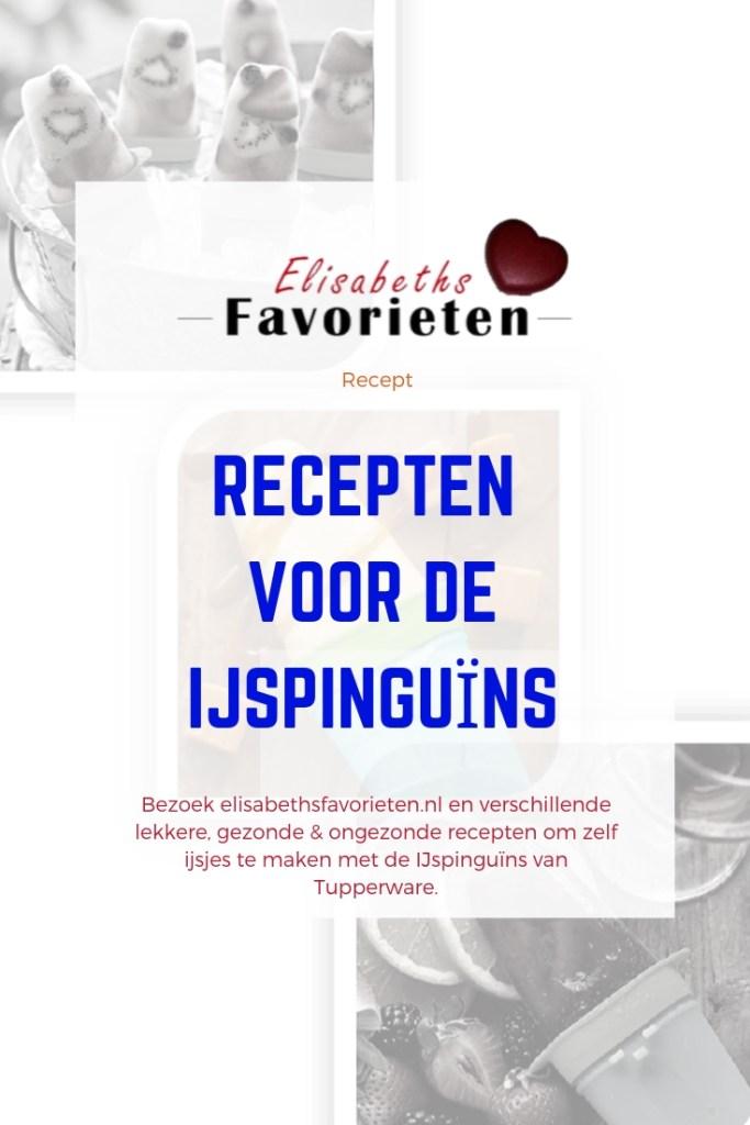 Recepten voor de IJspinguïns