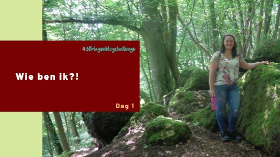 Wie ben ik?! – Blog challenge #1