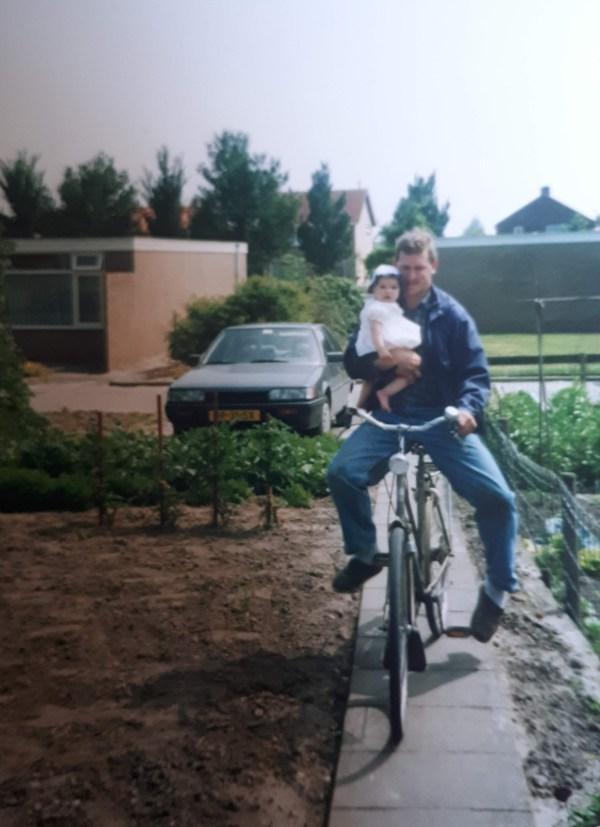 pa fiets met mij