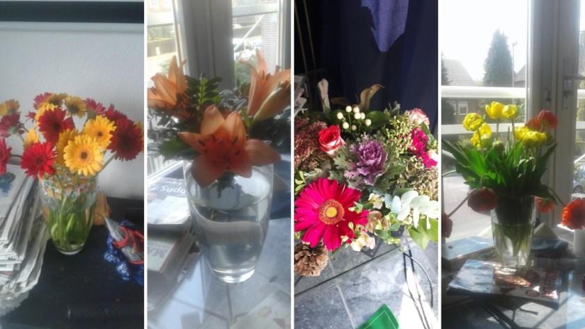 bloemen - 10 dingen waar ik blij van word