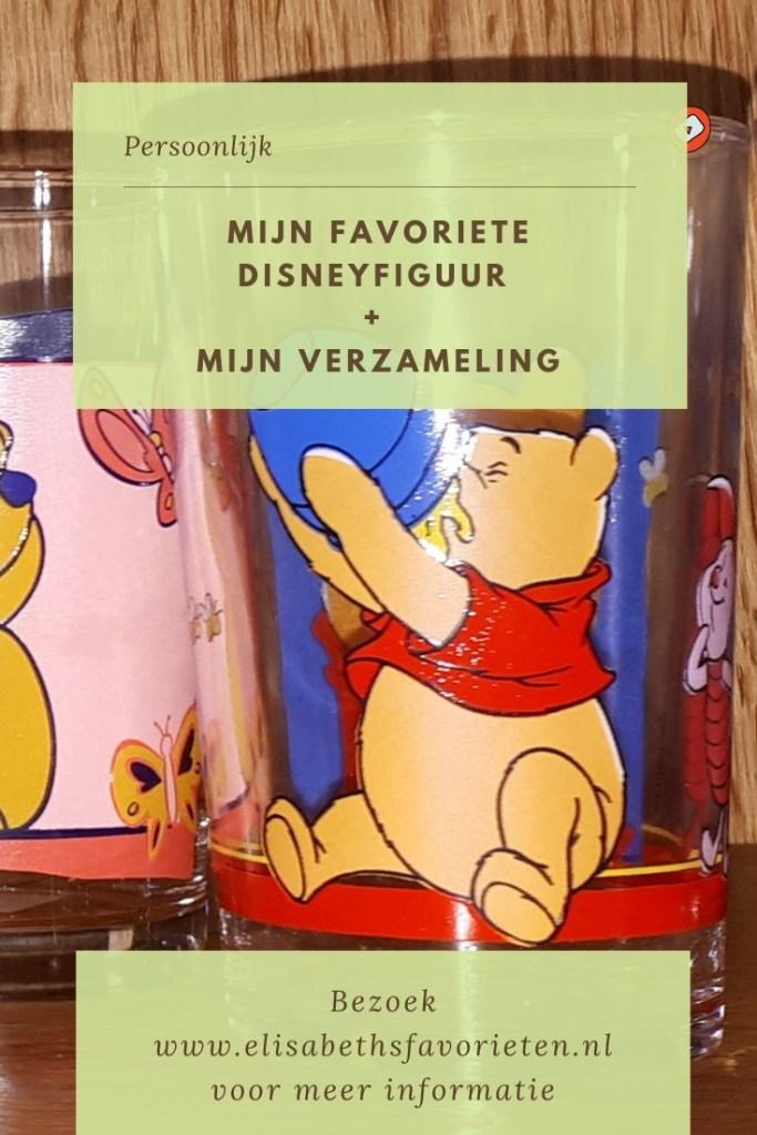 Mijn favoriete Disneyfiguur + mijn verzameling