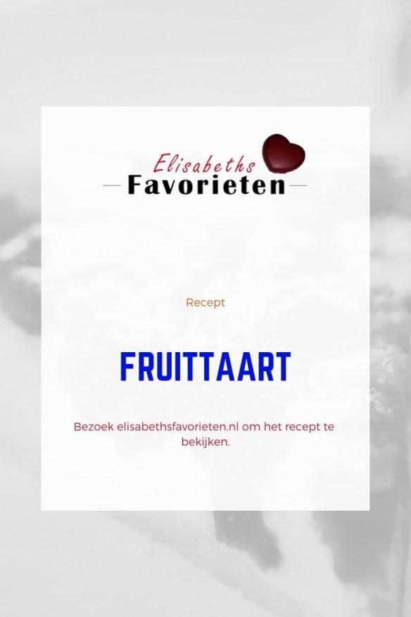 pinterest fruittaart recept