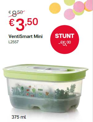 ventismart mini 375 ml - stunt