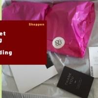 BestSecret bestelling - herenkleding - Shoplog #8