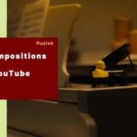 Marijn's YouTube debuut - Classy Compositions