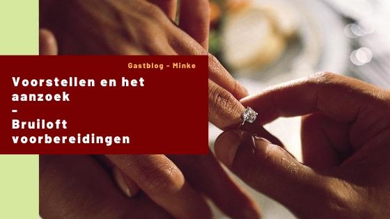 Voorstellen en het aanzoek – Minke's voorbereidingen voor de bruiloft