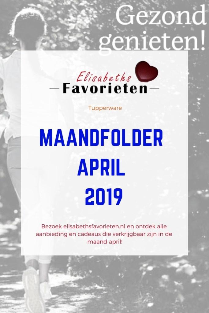 Maandfolder april 2019