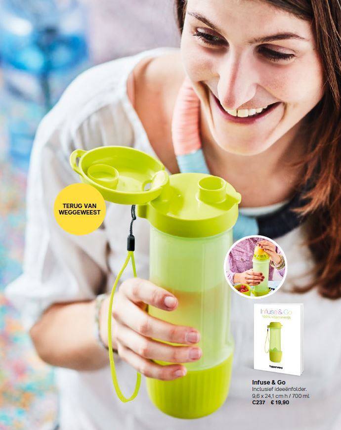 infuse & go