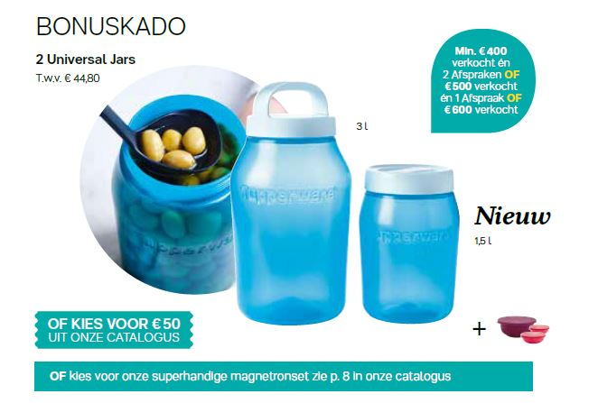 universal jars
