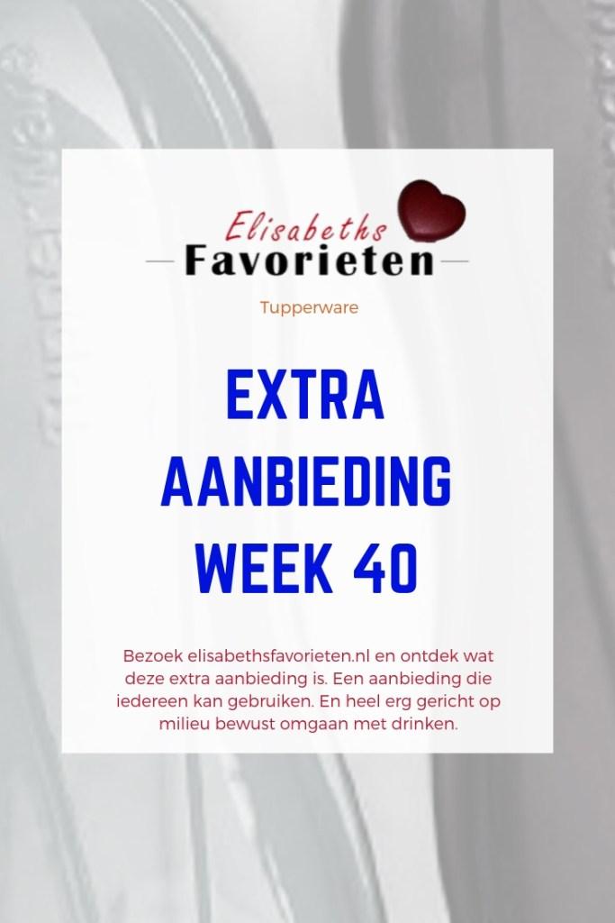 Extra aanbiedingen week 40