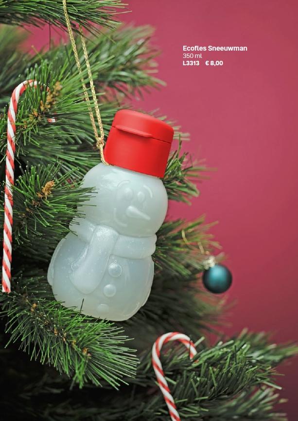 ecofless sneeuwman