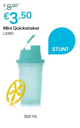 mini quickshaker