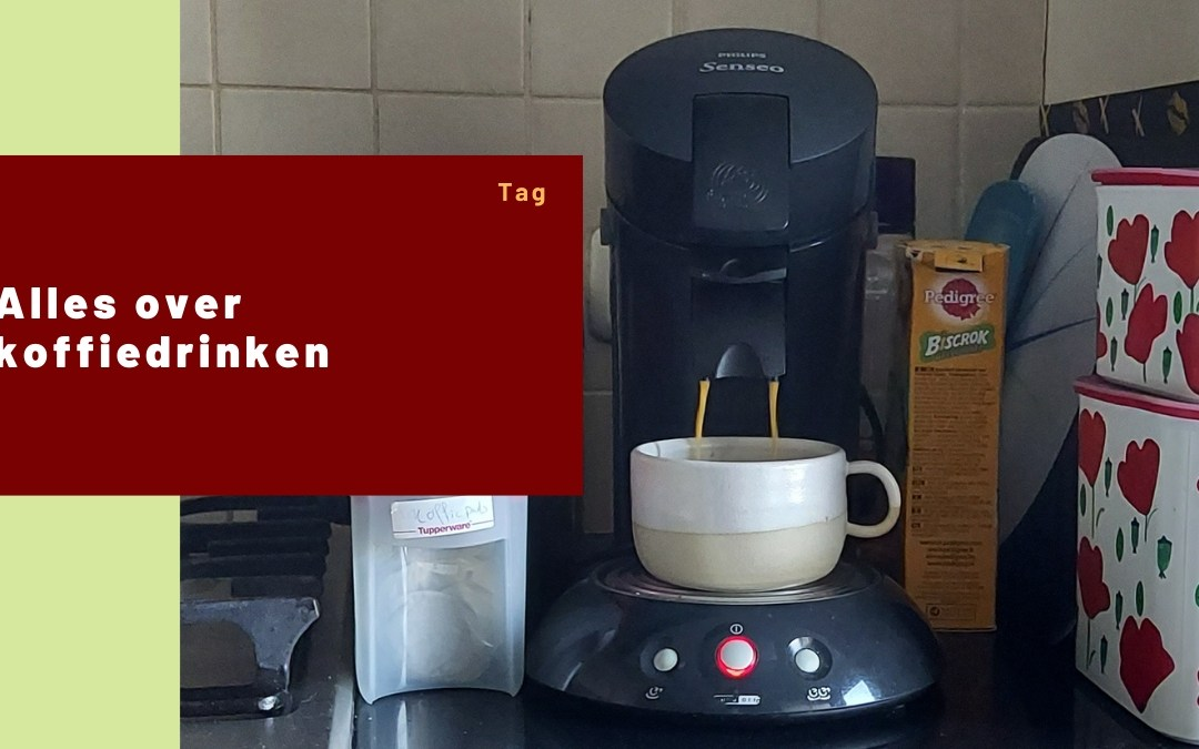 Alles over koffiedrinken - Koffie tag