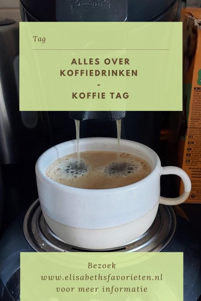 Alles over koffiedrinken - Koffie tag