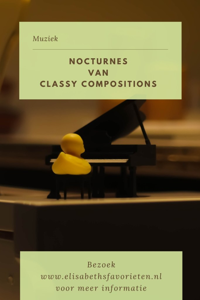 nocturnes - Classy compositions