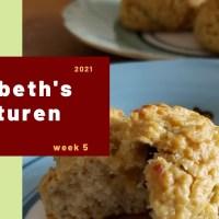 Elisabeth's avonturen week 5 - 2021