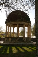 Cementerio viejo. Hoy Parque de la Carcavilla. Foto CLGG