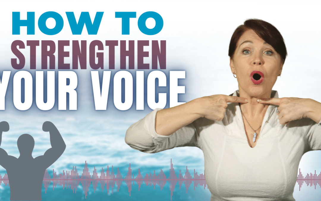 How to Strengthen Your Voice?