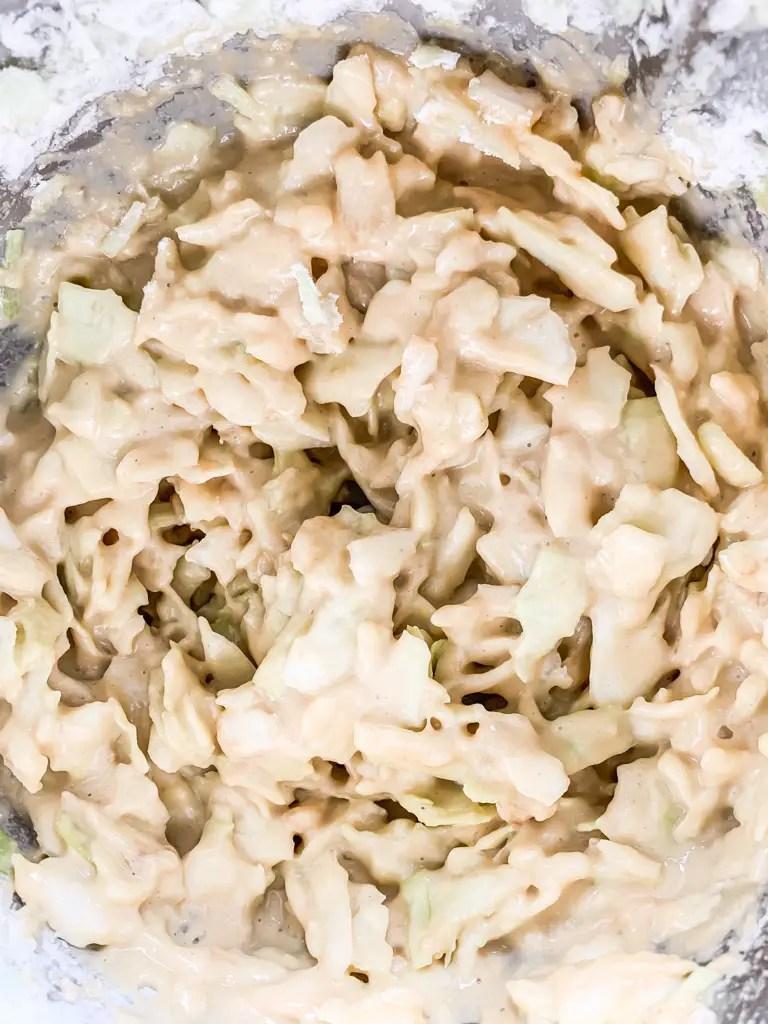 Weißkohlpuffer