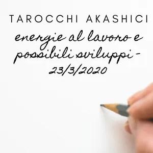 tarocchi akashici covid19