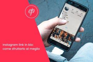 Instagram link in bio