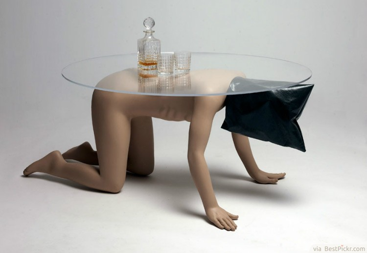 status with the unique coffee tables