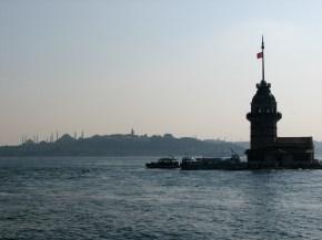 Kiz Kulesi (Istanbul, Turkey)
