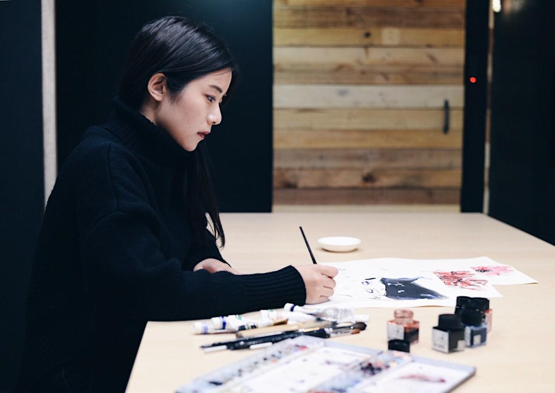 Interview 「也許就是我人生中這一連串的錯過,才造就了現在的我。」台灣時尚插畫家 Jing You 專訪(下)