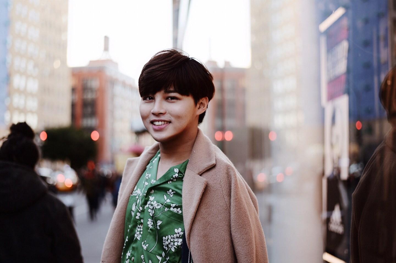 Interview|「在龐大的時尚體系裡,紐約就是商業重鎮,比起創意與設計,行銷與品牌管理在這裡才是重點。」——專訪千禧世代 Project Runway旅居紐約時尚設計師 Cha Cha