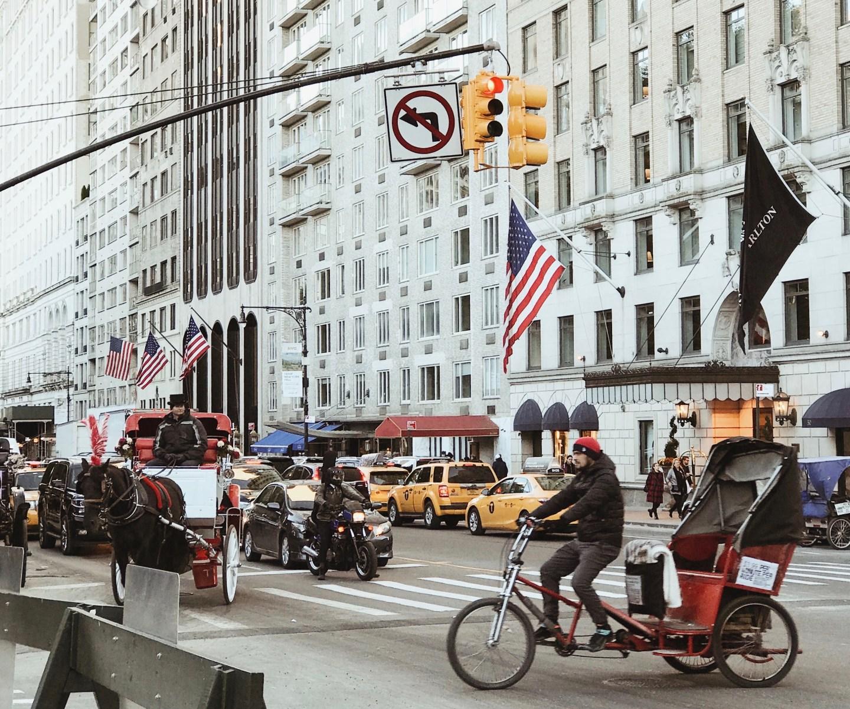 在紐約當學生的日子|之一:紐約