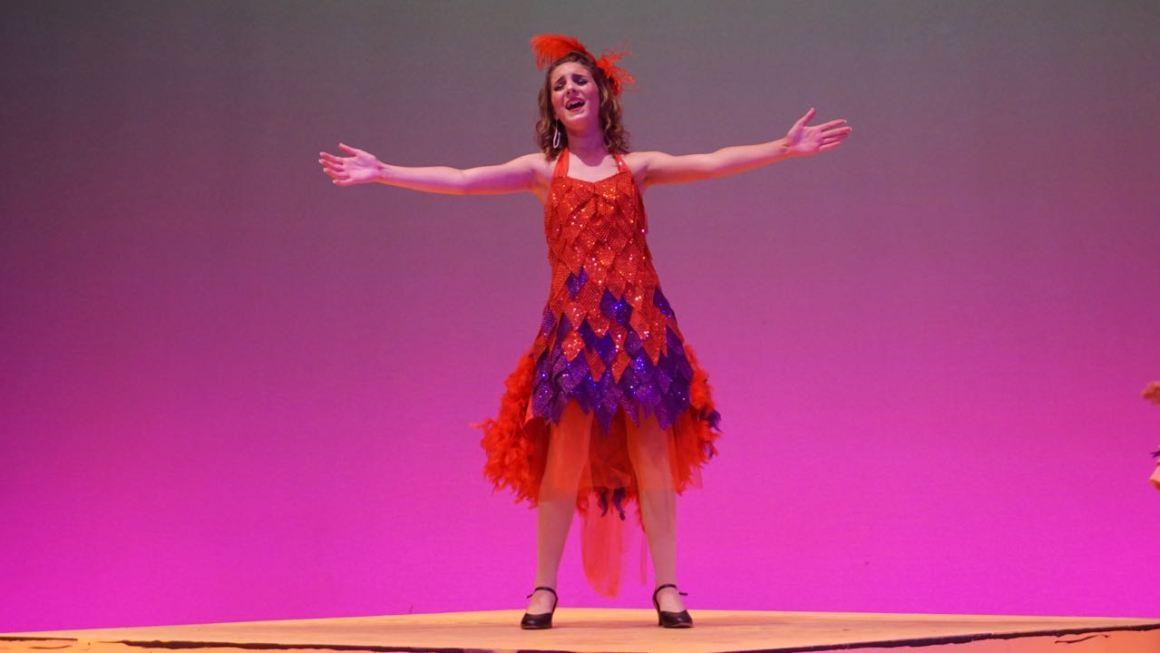 Amazing Mayzie Costume