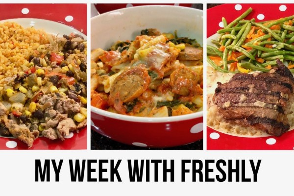 My Week with Freshly