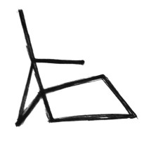 Sketch of Chair Design