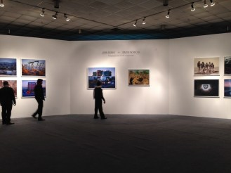 Simon Norfolk and John Burge, Photographs from the War in Afghanistan
