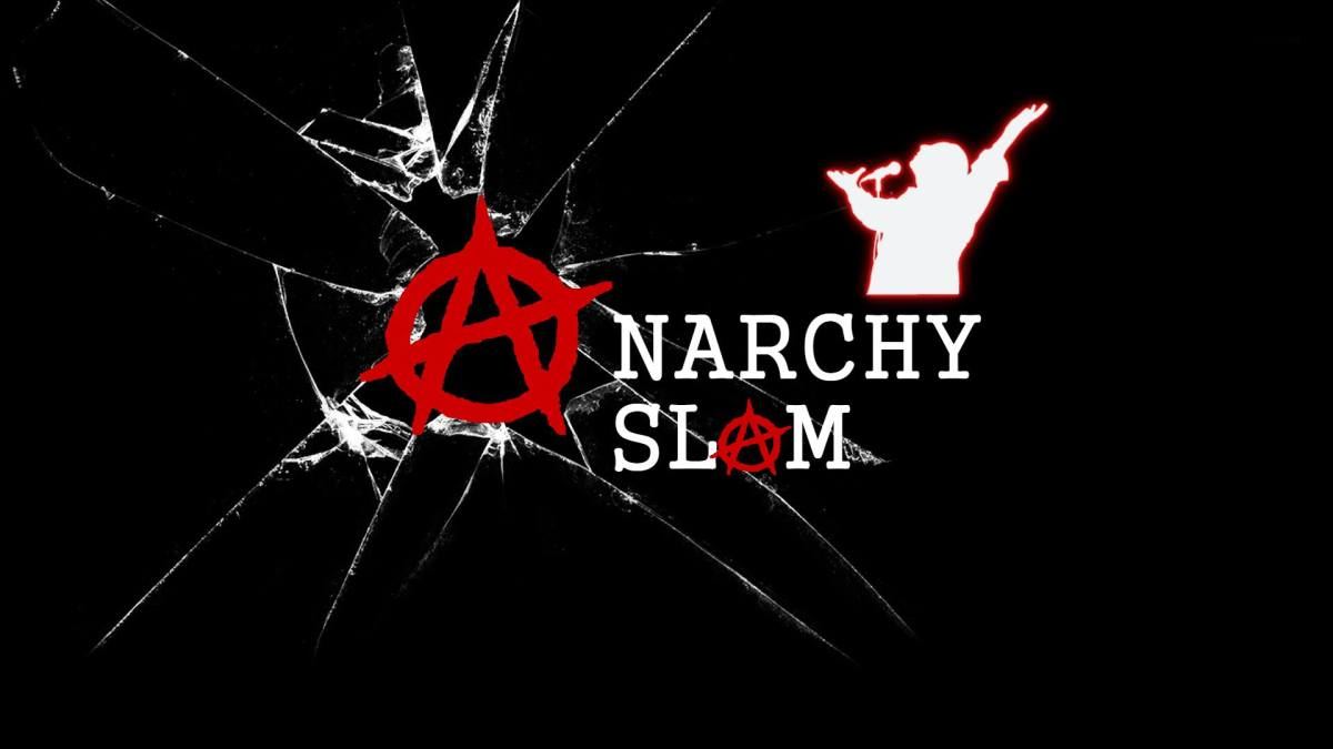 Anarchy Slam at Amigo's Featuring Elise Pallagi