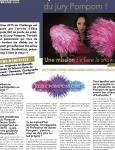 Journal des Grandes Ecoles - Interview Elise Pompom Girl - Jury Présidente Concours CDMGE 2015