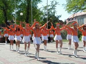 Différence Pompom Girl Cheerleader majorette