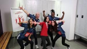 Danse Phénoménale France Handball 2017