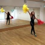 bepomschool cours de danse pom pom girl en ligne elise pompom girl