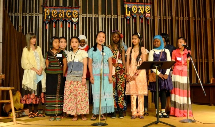 MUSIC CHANGES EVERYTHING at The Global Village Project