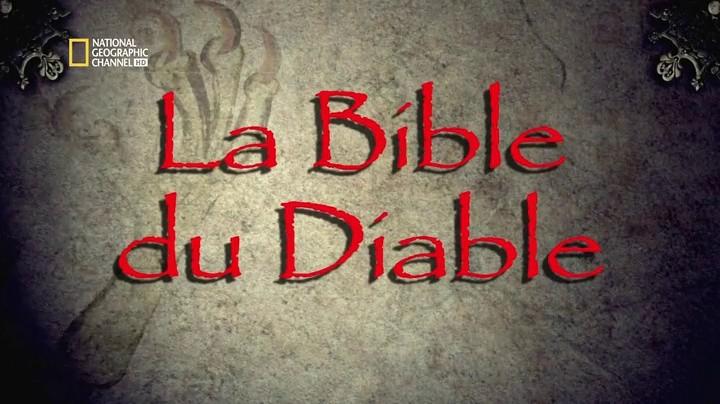 Le Codex Gigas. La Bible du Diable