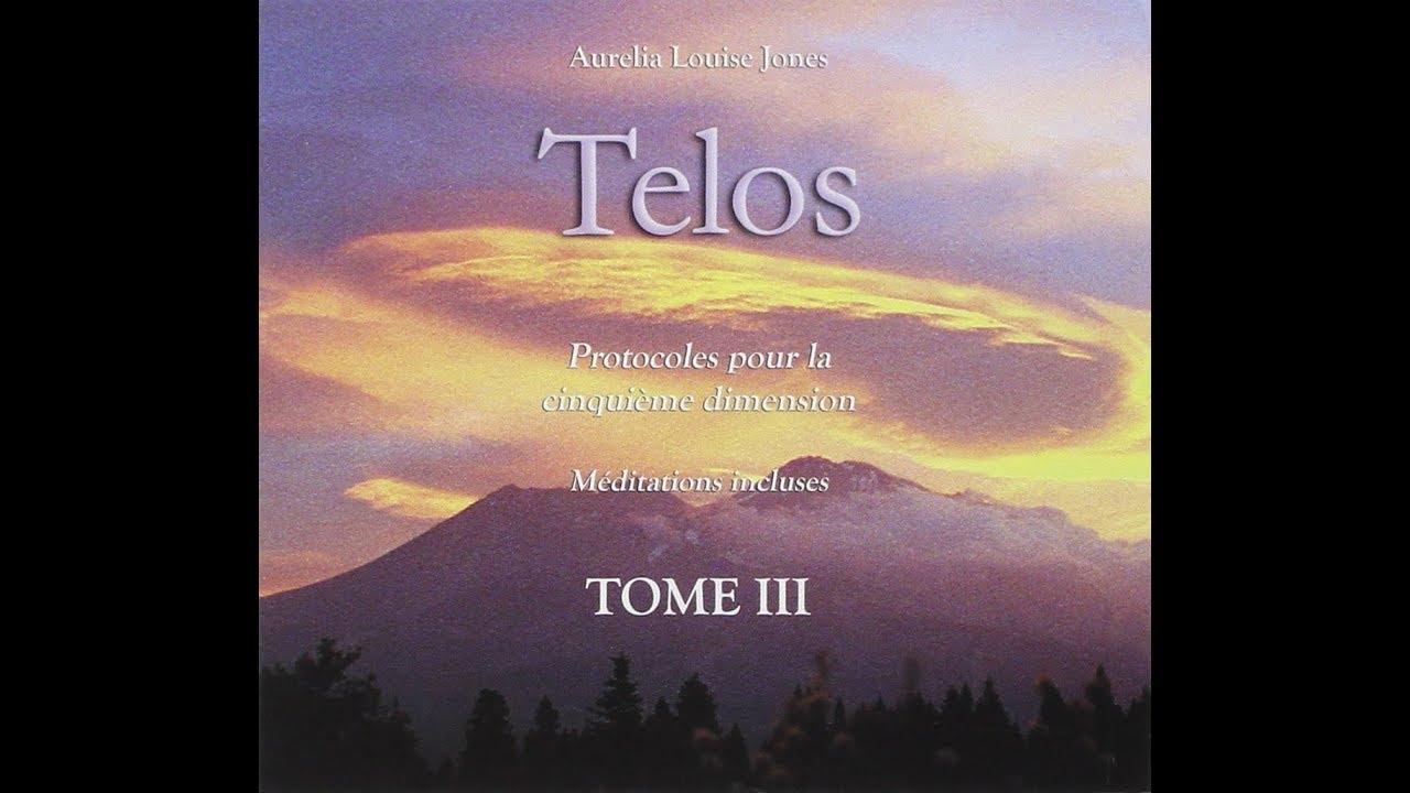 TELOS TOME 3 – Livre audio COMPLET Disc 1/3