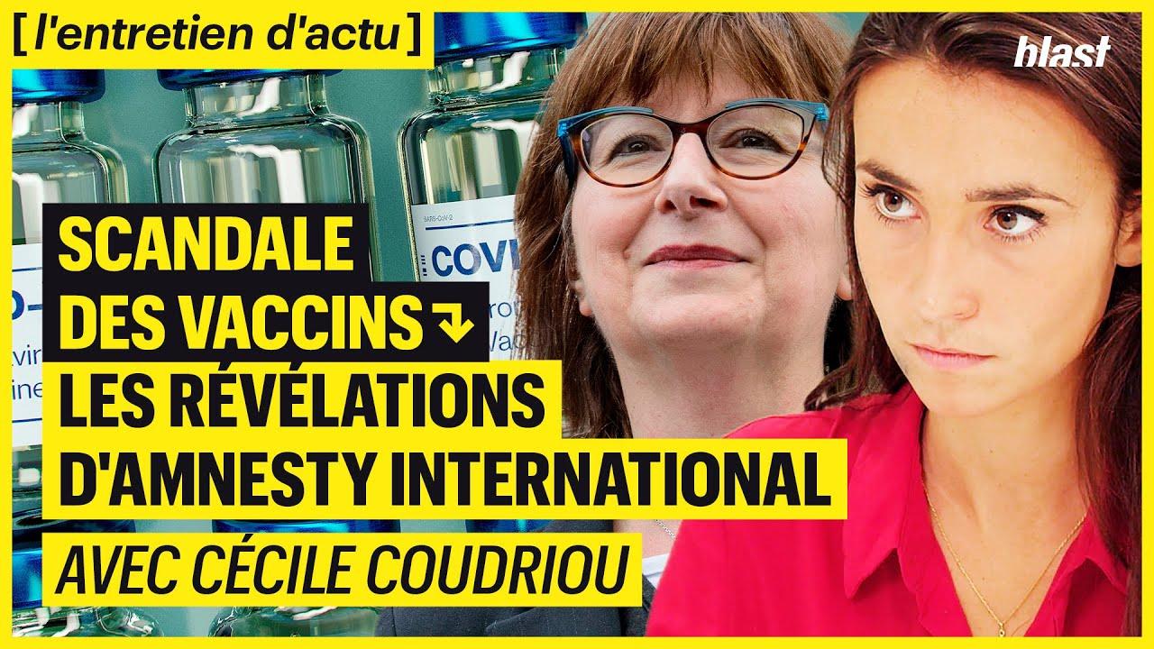 Scandale des VACCINS. Les révélation de AMNESTY INTERNATIONAL